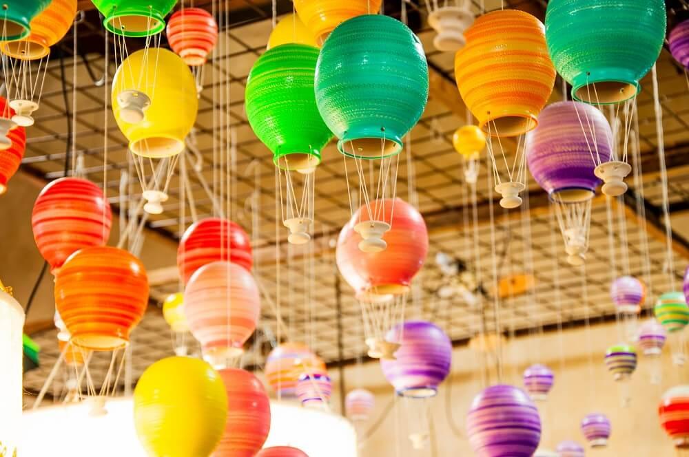 5 najmodniejszych lamp sufitowych dla dzieci w 2020 roku
